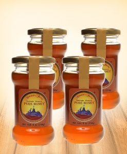 Nazareth Honey 4 Jars